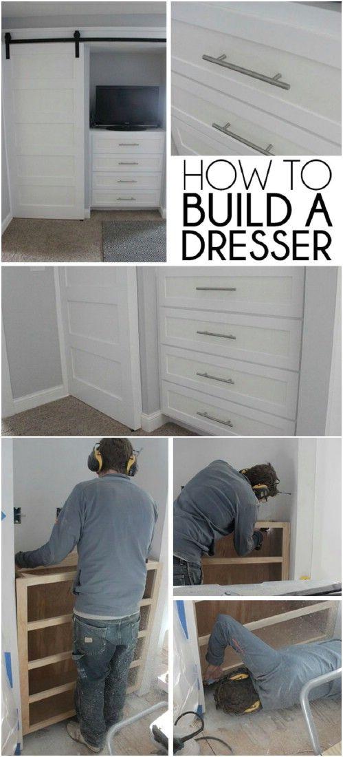 Hidden Dresser More