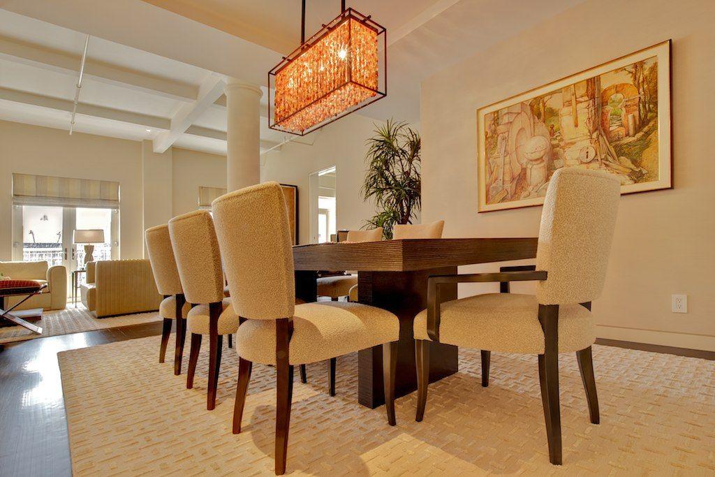 NY Penthouse. Dining RM. Michael Ferguson Interiors | Interior ...