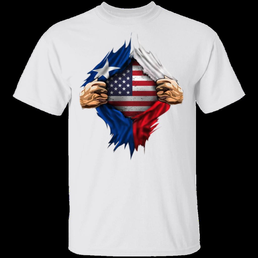 American Flag Inside Texas Heartbeat T Shirt Cute Patriotic Shirt In 2020 Patriotic Shirts Shirts American Flag