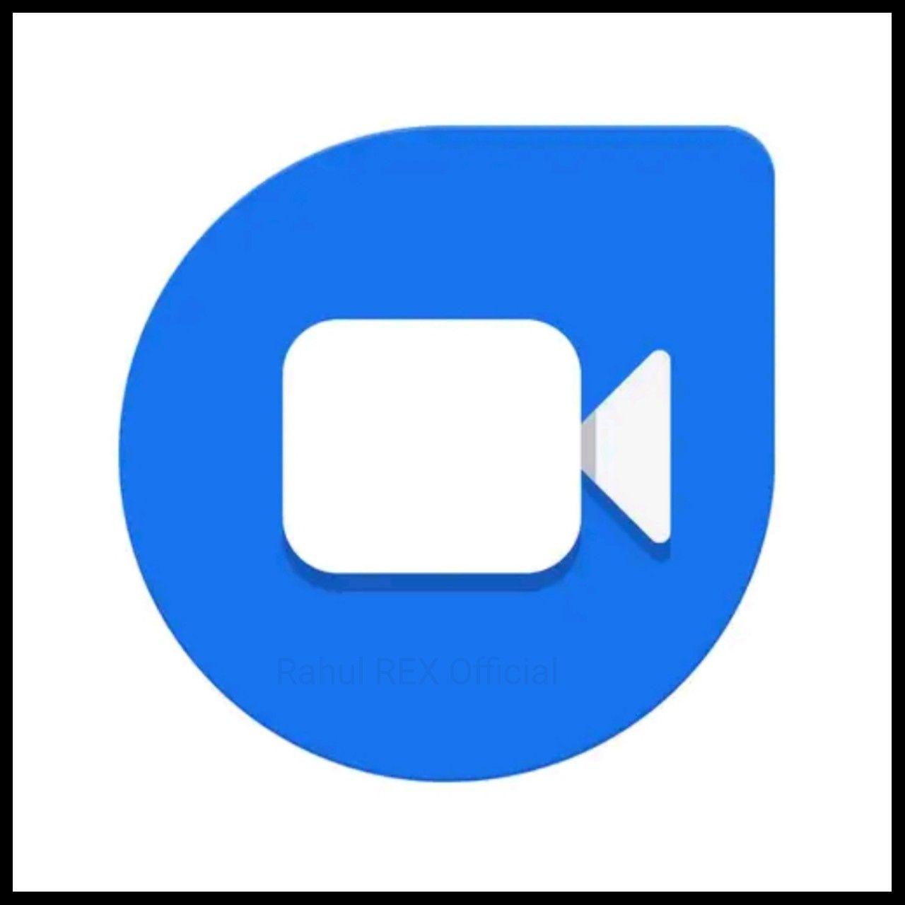 Google Duo (Video Call App) Google LLC Apps Logo