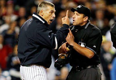 Bleeding Yankee Blue Our Skipper Joe Girardi Yankees Baseball Ny Yankees Yankees