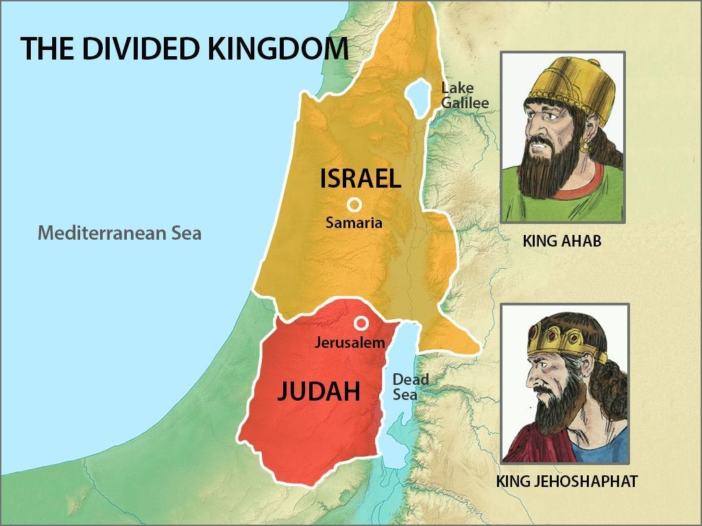 King Jehoshaphat Had Great Wealth And Honour He Then Made A Foolish Alliance With