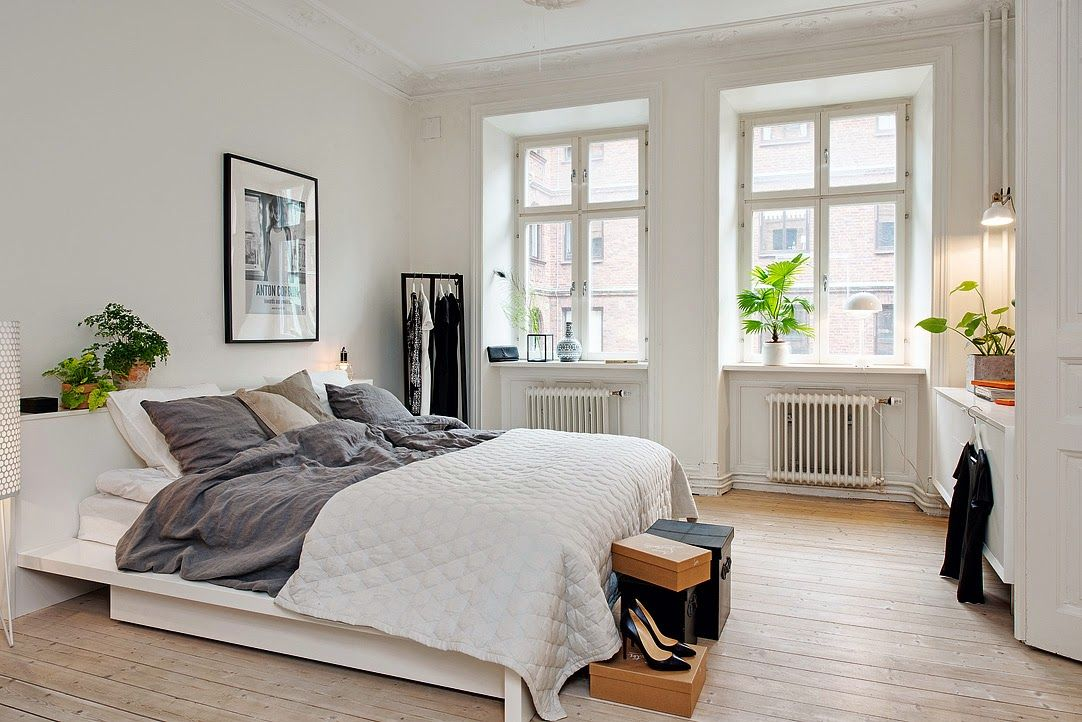 Beautiful My Scandinavian Home / Duvet Day In This Beautiful Swedish Bedroom? Awesome Design