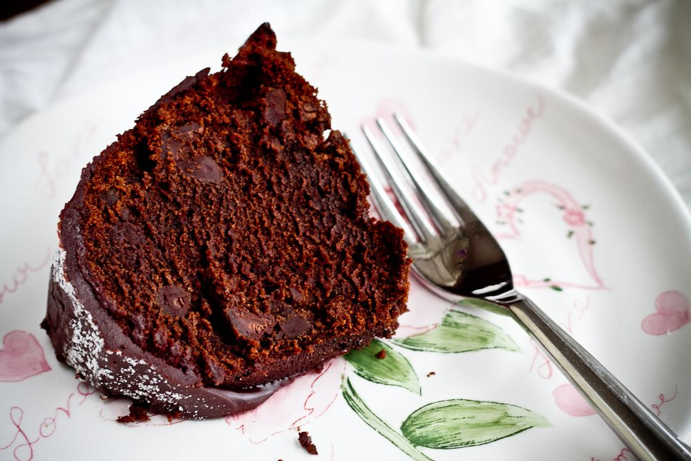 Bundtamonth spicy chocolate bourbon bundt cake recipe
