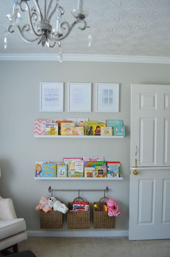 Montessori lestura 5 habitaci n beb s ni os for Decorar habitacion bebe nino