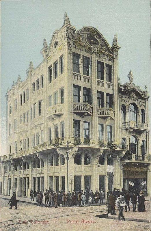 Porto Alegre, antigo -RS