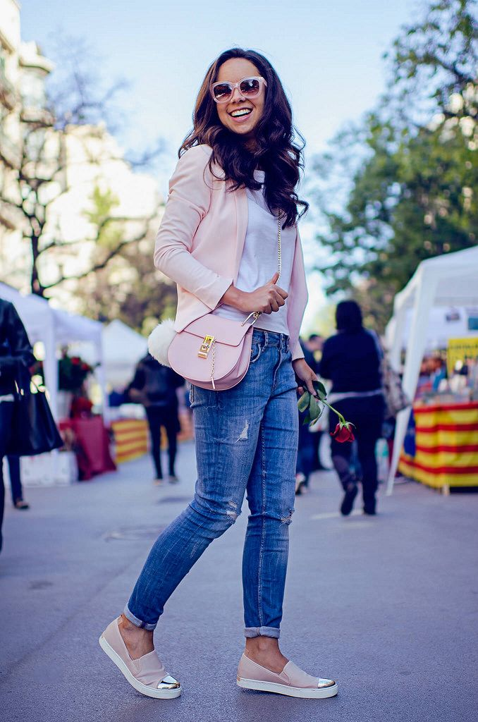 separation shoes 79e0c 436b1 look rosa outfit