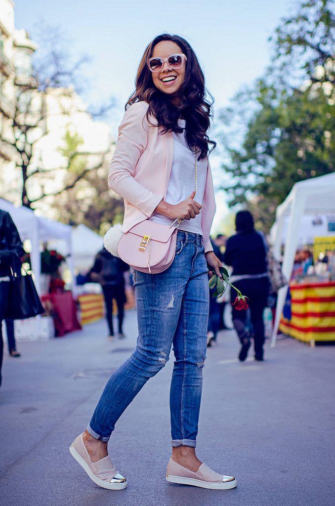 1329b922d Lindísimo look rosita para una primera cita en 2019 | Ropa | Moda ...