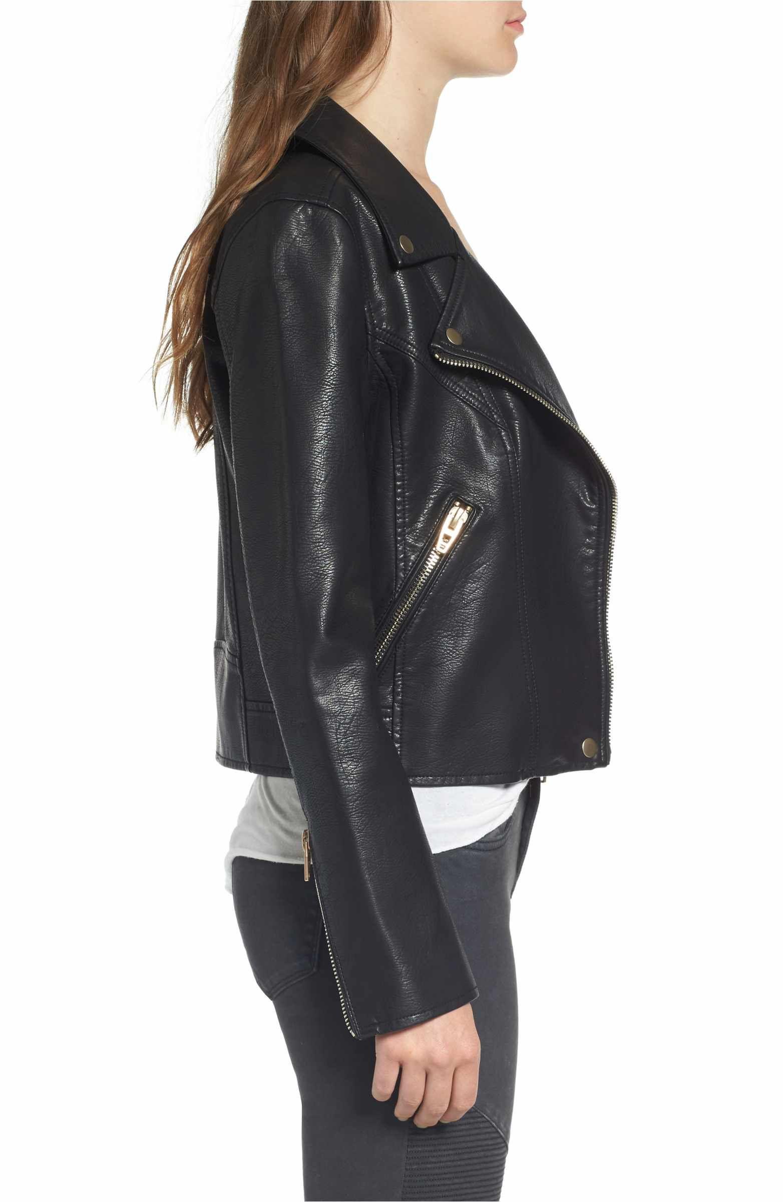 BLANKNYC Life Changer Moto Jacket Jackets, Moto jacket