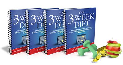 3 Week Diet Review – Is Brian Flatt's Method The Best Way To Lose Weight  Fast For Good?