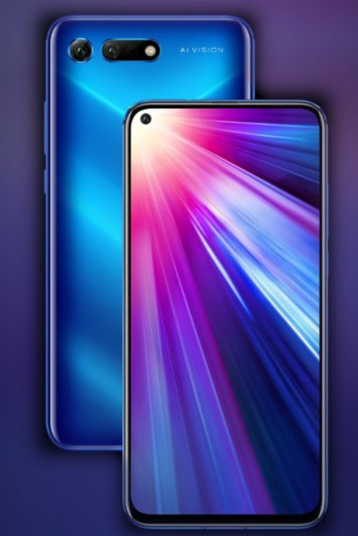 Honor View 20 With Usp Of Hole Punch Selfie Camera Launched In India Huawei Smartphone Samsung Galaxy Phone