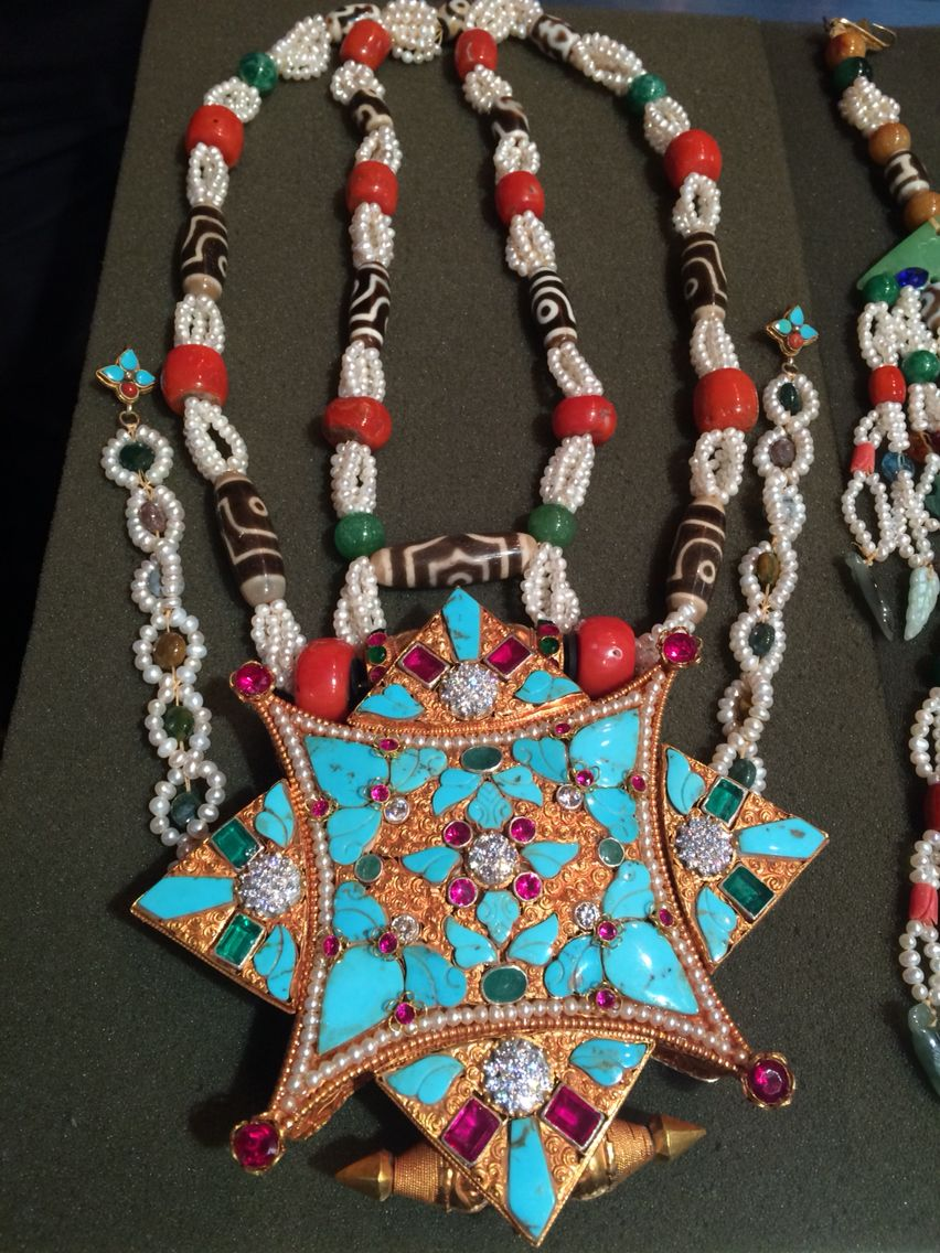 Pin by Marie Therese Schütz on Tibetan Jewelry Gau (amulet