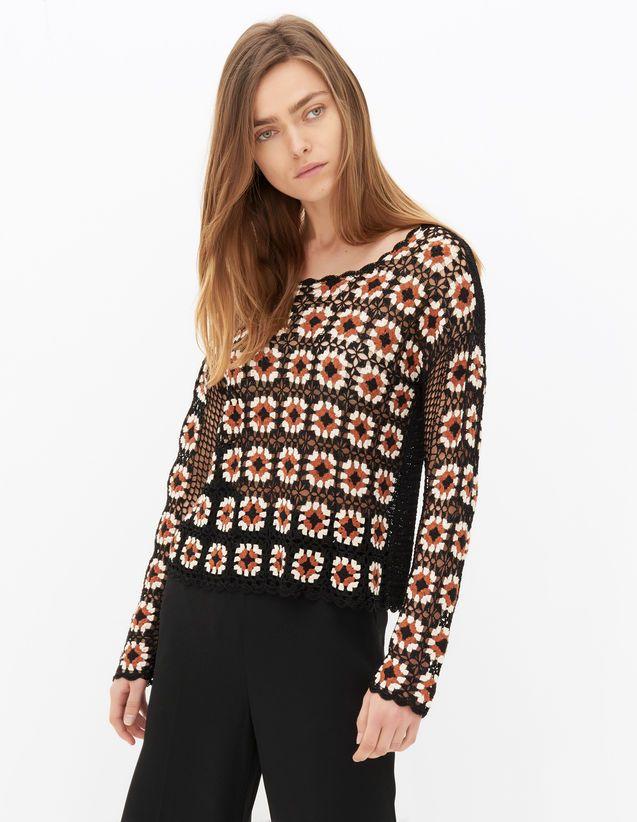 Sample Jumper - Sweaters - Sandro Paris