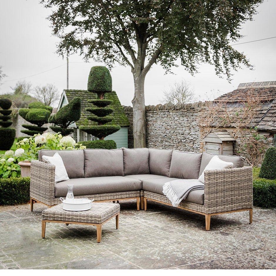 Best Buy Walderton Corner Sofa Set Delivery By Crocus Rattan 640 x 480