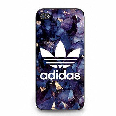 New Style Adidas Logo Phone Case Cover for Iphone 5/5s Adidas Stylish:Amazon.co.uk:Electronics