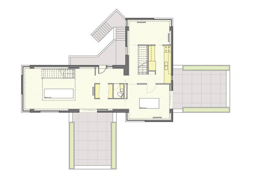 Moshe Safdie S Personal Unit At Habitat 67 Undergoes Renovation Architect Habitats Site Plan