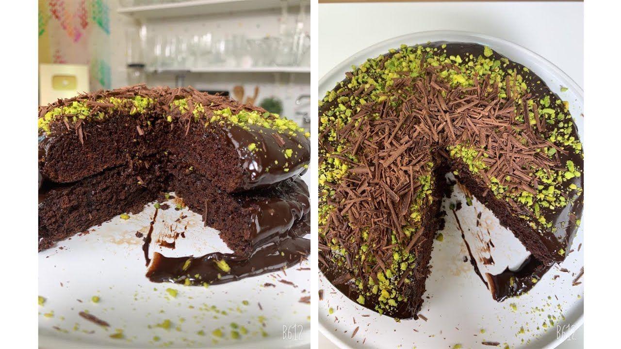 كيكة ال 8 دقائق بالشوكولاتة بدون فرن وب بيضة واحدة فقط Desserts Food Brownie