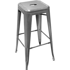 Trendy Metal Stools Now At Walmart For Just $39  Silver Or Red Pleasing Walmart Kitchen Stools Inspiration Design