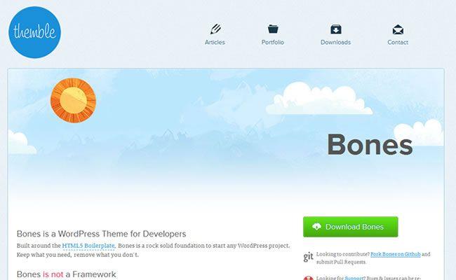 Open Source WordPress Theme Frameworks | Web Design | Pinterest