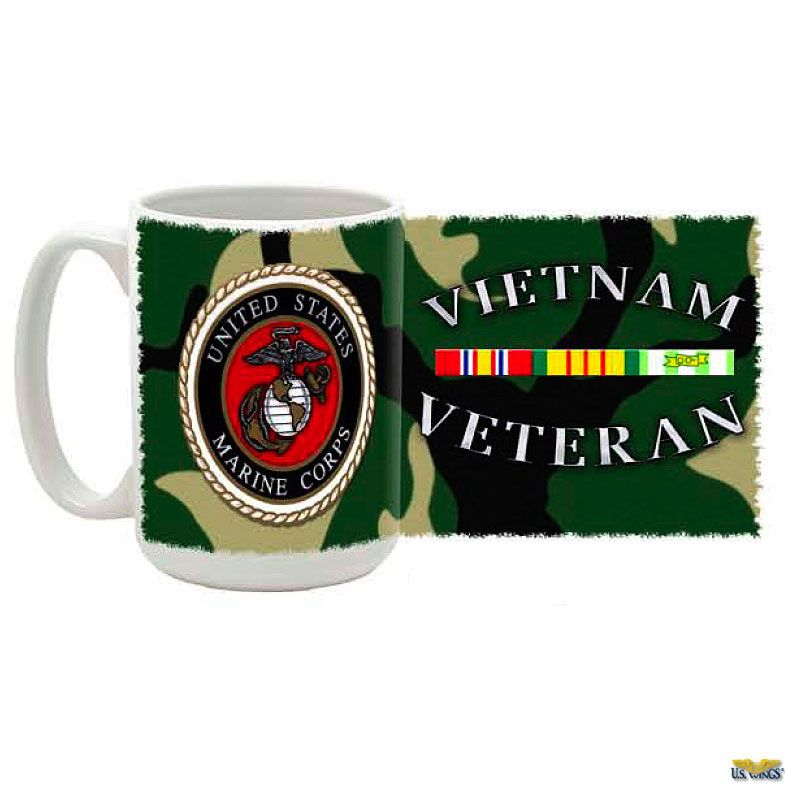 USMC Vietnam Veteran Mug | U.S. Marine Corps Collection | Pinterest ...