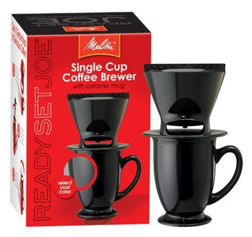 Home & Kitchen Kitchen & Dining Melitta Single Cup Pour-Over ...
