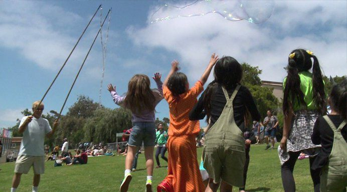 Wow! 60,000 people celebrated Earth Day in San Diego! How ...