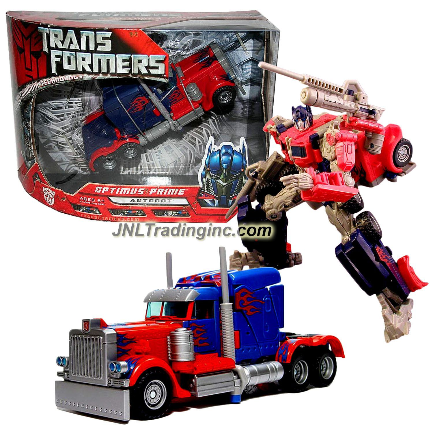 Transformer Movie TC-09 Battle Command Optimus Prime Action Figure w// Tracking