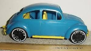 1970 s plastic vintage vw toys