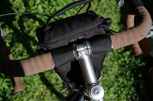 Hack Your Camera Bag To Fit On A Bike | DIYPhotography.net