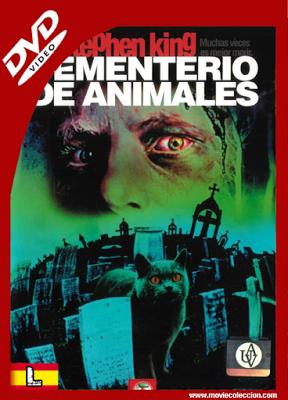 Cementerio de Animales 1989 DVDrip Latino ~ Movie Coleccion