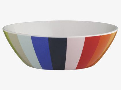 rainbow stripe bowl - habitat.co.uk