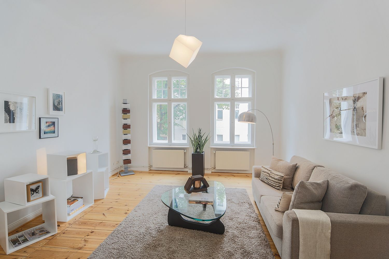 Musterwohnung Bendastraße Berlin Immobilienmakler