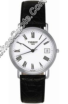 a7f813116fc Replica Tissot Desire T52.1.121.13 White Roman Numeral $269 | Watch ...