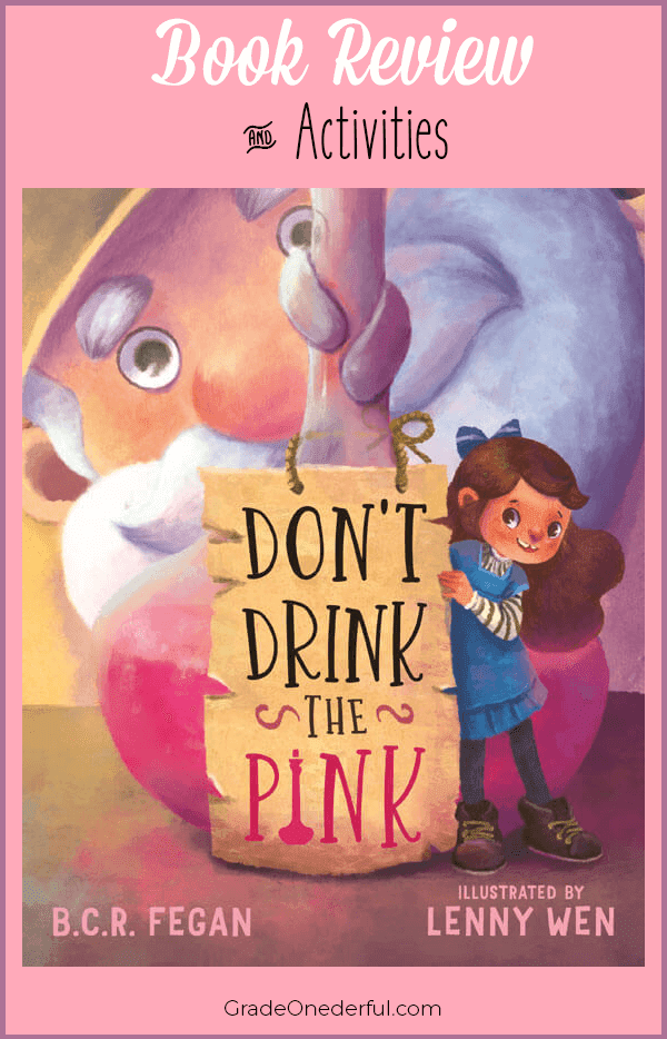 Don't Drink the Pink Book Review Books, Book review