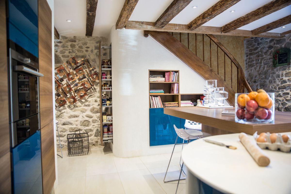 Cuisine Melange Ancien Et Moderne le mélange parfait du contemporain et de l'ancien | #cuisine