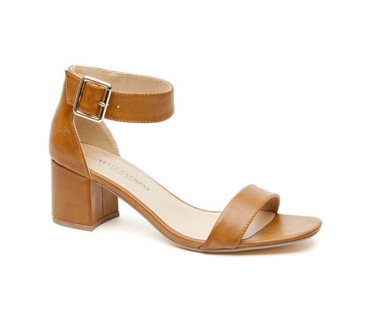 Ebony Block Heels Wide Fit Heels Dress Heels Number One Shoes