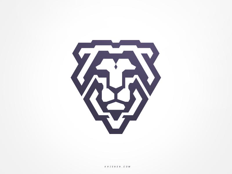 Lion Logo Lion Logo Pet Logo Design Graphic Design Logo