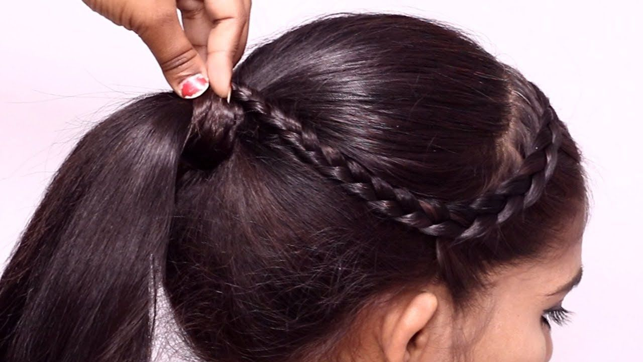Quick And Easy Party Hairstyles For Medium Hair At Home Tips Hair Styles Easy Party Hairstyles Party Hairstyles