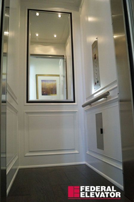 Luxury home elevator 1 2 hydraulic the renaissance for Luxury homes with elevators