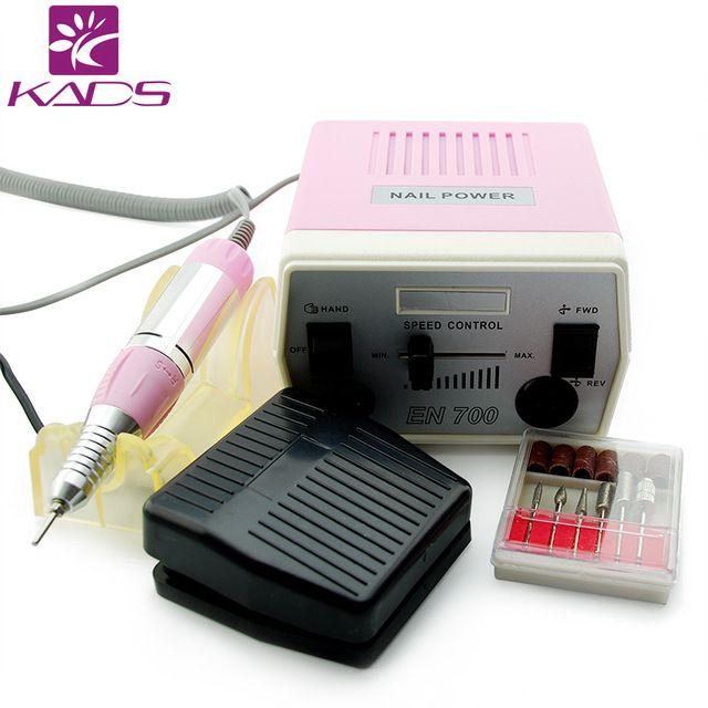 Sistema de desarrollo de CONOCIMIENTOS Pro 35 W Pink Nail Tool 30000 ...