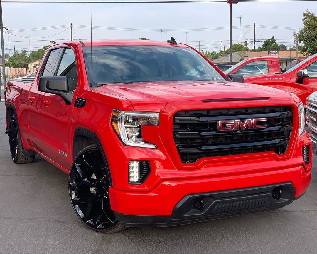 2019 Gmc Sierra Just Came In Call Us 909 206 1420 Gmcsierra Replicawheels Sle Sierrasle Singlec Gmc Trucks Customised Trucks Lowered Trucks