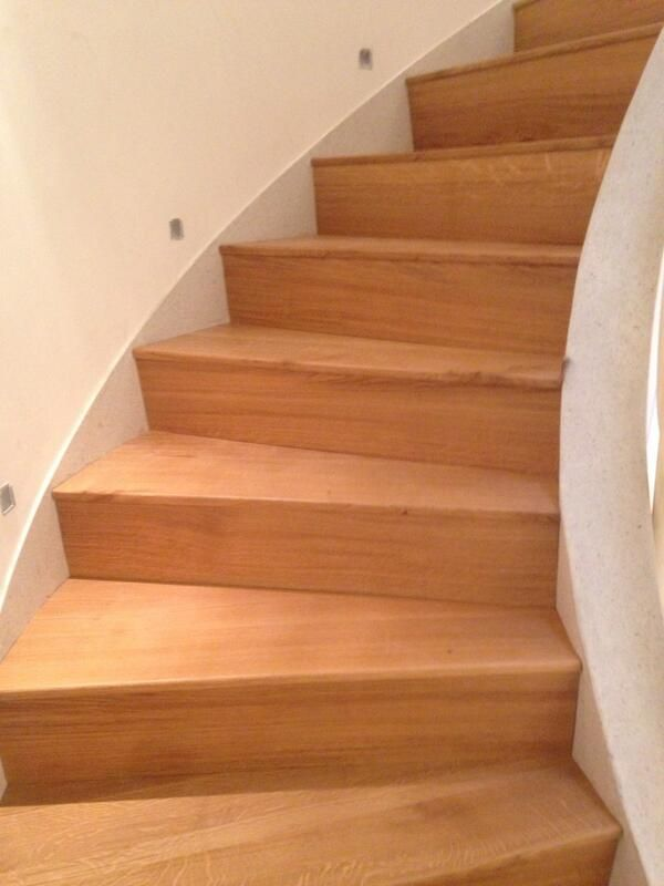 Oak Stair Treads Risers And Nosings Wood Flooring Projects