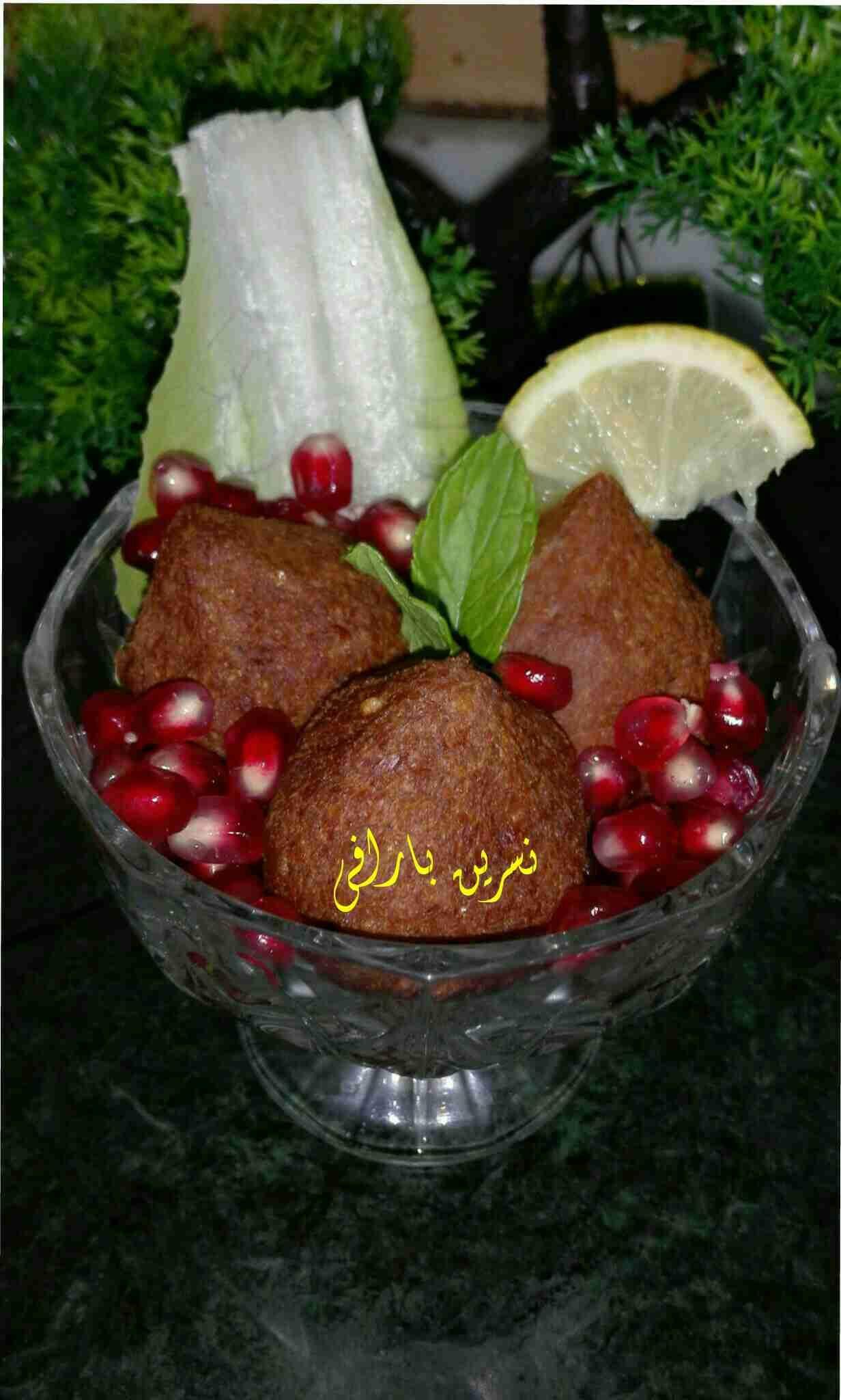 كبة مقلية ولا اشهى من هيك زاكي Main Dishes Food Fruit