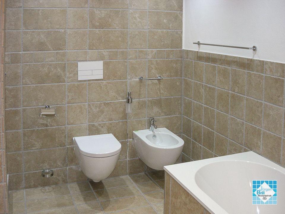 Verlegung von wand und bodenfliesen im fugenschnitt bathrooms fliesen neue wege boden - Wand und bodenfliesen ...