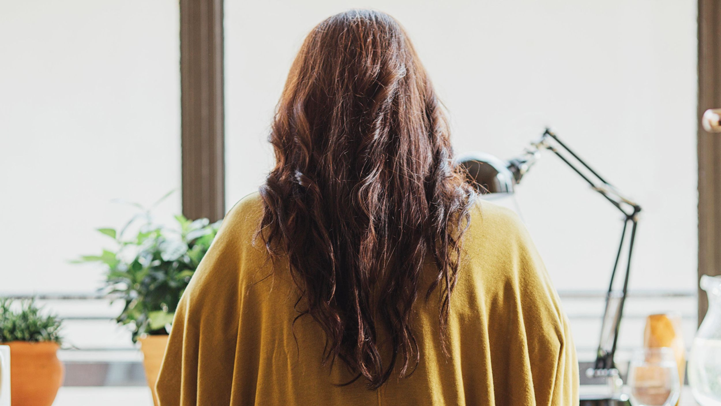 5 foods to eat for beautiful, shiny hair