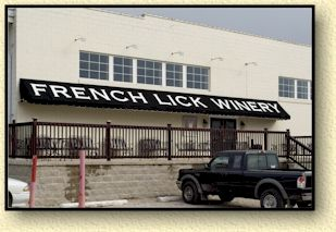 French Lick Winery & Coffee Company - West Baden, Indiana