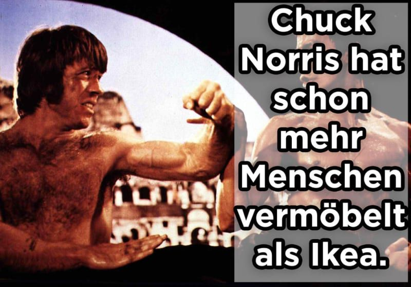 Chuck Norris Witzr