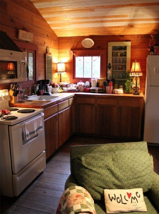 Photo of Summer Getaways: Cozy Cabin Kitchens