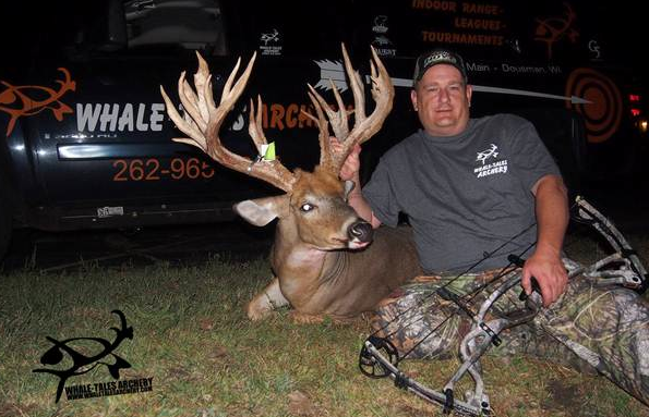 Photos Deer Whitetail Trophies Michigan Giant Monster Bucks Buck ...
