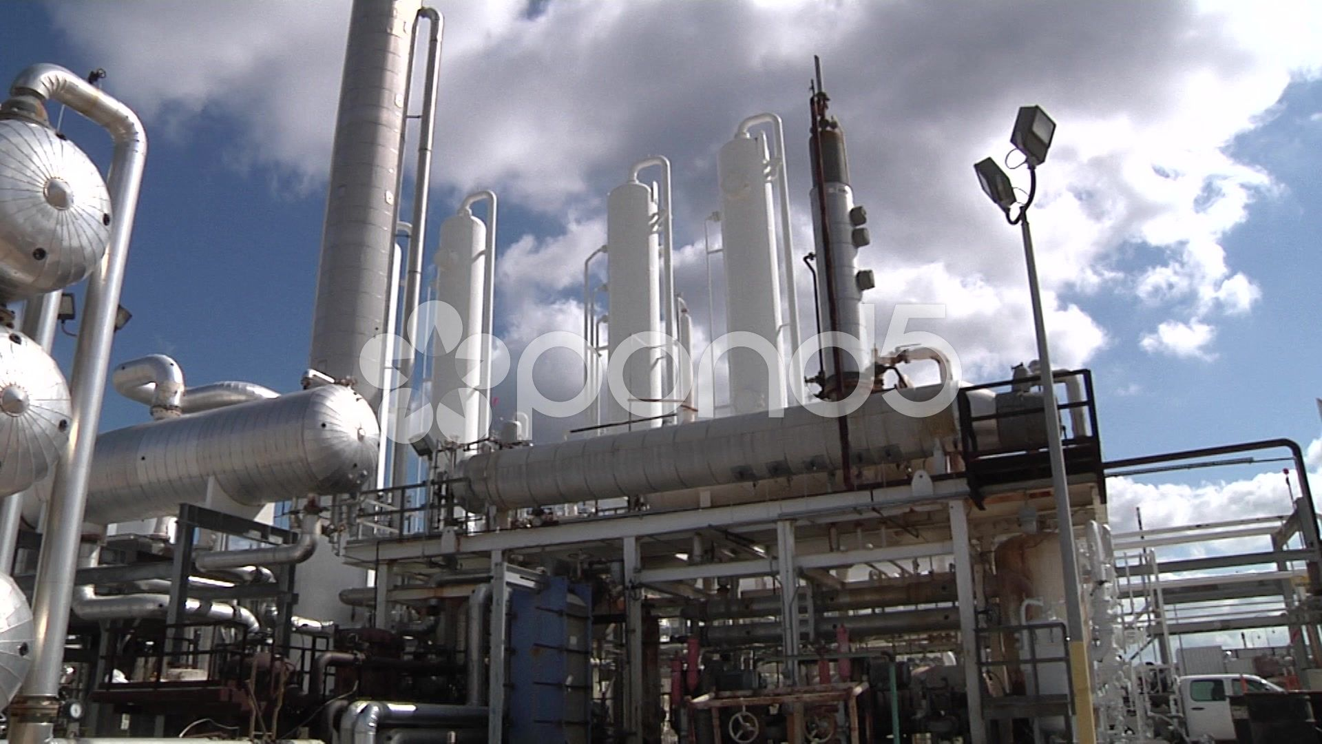 Natural Gas Processing Plant Close Up Stock Footage Processing Gas Natural Plant With Images Plants Nature Gas